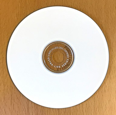 Scratch-less Disc